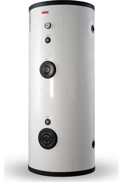 HEX 500 LT (Litre) Çift Serpantinli Hızlı Boyler