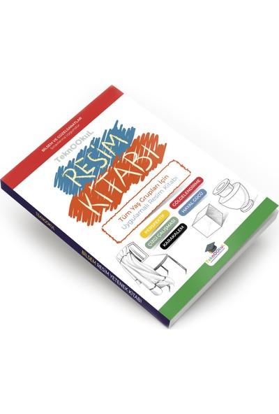 Teknookul Bilsem Resim Kitabı İlkokul Tüm Sınıflar İçin