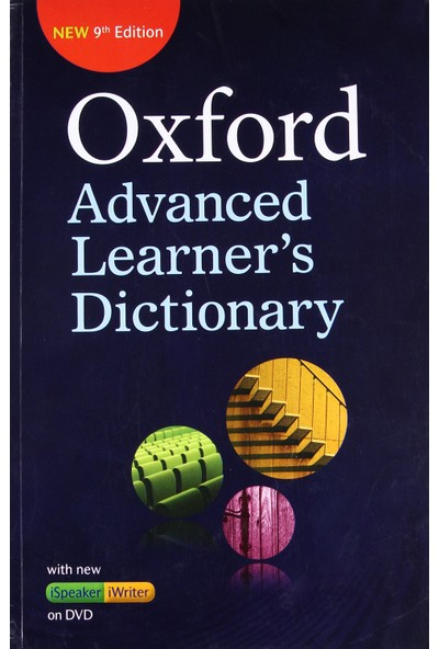 Oxford Advanced Learners Dictionary International Students Edition
