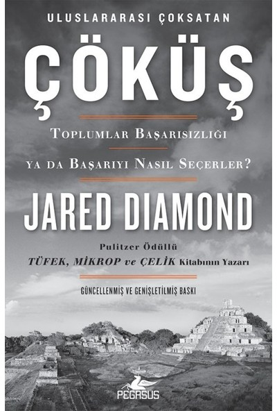Çöküş - Jared Diamond