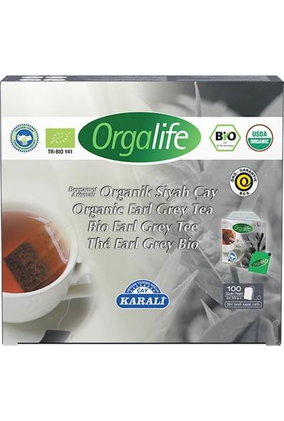 Orgalife Organik Bardak Poşet Earl Grey 100'lü
