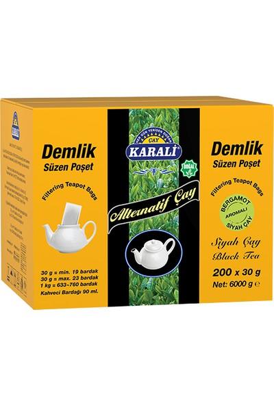 Alternatif Jumbo Demlik Poşet Earl Grey Çay 200x30 gr