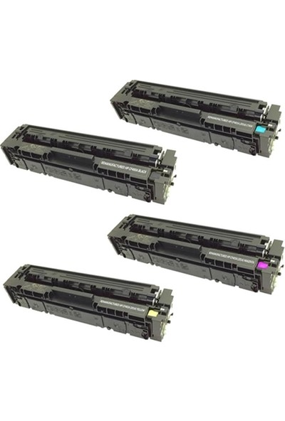 Powertiger Canon Crg 045 635Cx Toner Mf635Cx - Lbp610 - 631Cn Siyah Toner