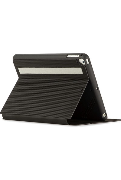 """Targus THZ675GL 10.5"""" Yeni iPad Pro İçin Dönebilen Kılıf -Siyah"""