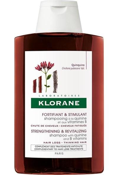 Klorane Kinin Saç Dökülmesine Karşı Şampuan 200 ml