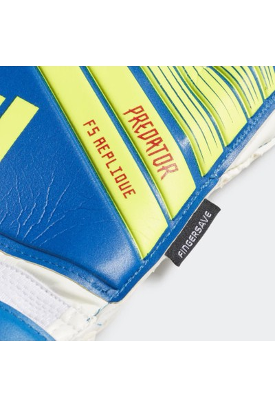 Adidas Erkek Kaleci Eldivenleri Spor Mavi Dn8570 Pred Ttrn Fs