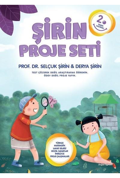 Şirin Proje Seti 2.Sınıfa Hazırım - Derya Şirin - Selçuk Şirin