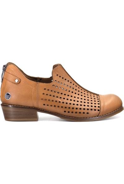 Mammamia D19YA-3615 Kadın Günlük Ayakkabı Taba