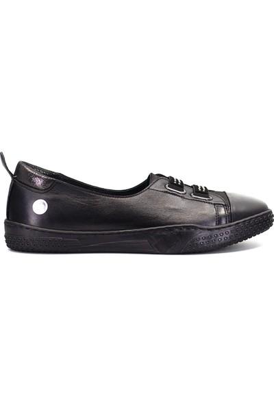 Mammamia D19YA-4540 Kadın Günlük Ayakkabı Siyah
