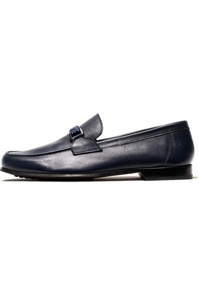 Giovane Gentile Erkek Ayakkabı Lacivert