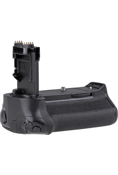 Canon Eos 7D Mark Iı İçin Ayex Ax-7Dıı Battery Grip + 1 Ad. Lp-E6 Batarya
