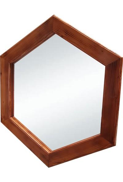 3 El Salon Konsol Üstü Ayna