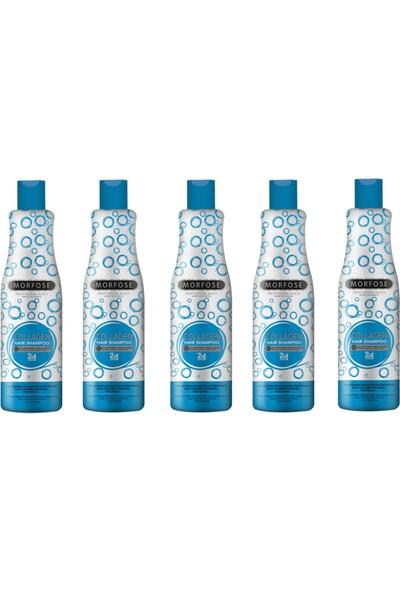 Morfose Collogen Şampuan 5 x 500 ml Özel Set