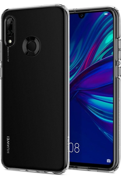 Spigen Huawei P Smart 2019/Nova Lite 3/Honor 10 Lite Kılıf Liquid Crystal Clear - L40CS25950