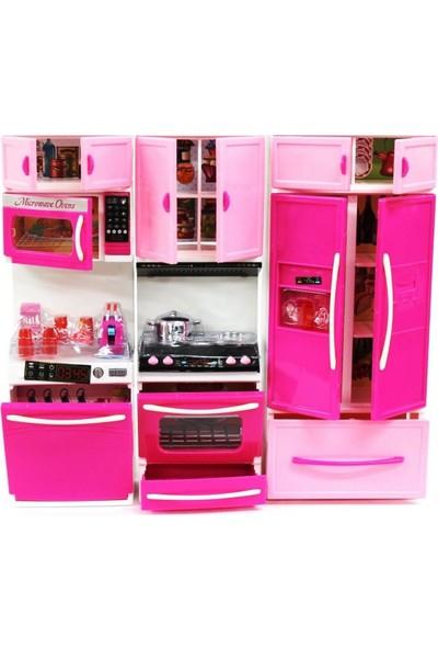 Ka Oyuncak Modern Mutfak Setim 3'lü