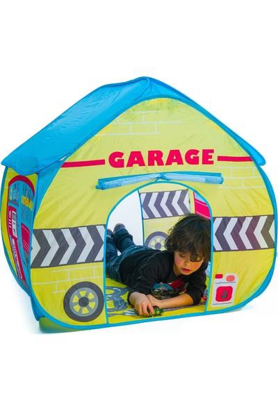 Pop It Up Garaj Oyun Çadırı - 40 Saniyede Katlanır / Kurulur