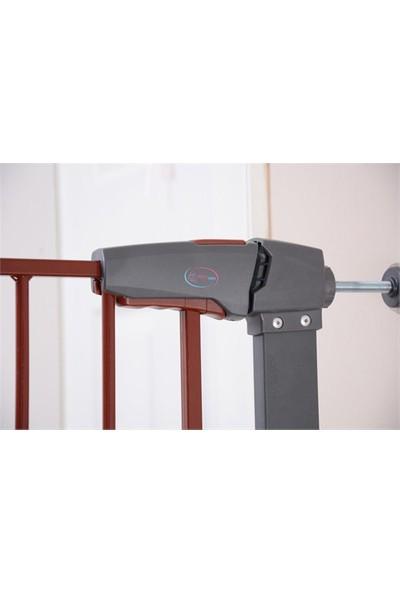 MinyBaby Otomatik Kapanır Güvenlik Kapısı - Kahverengi