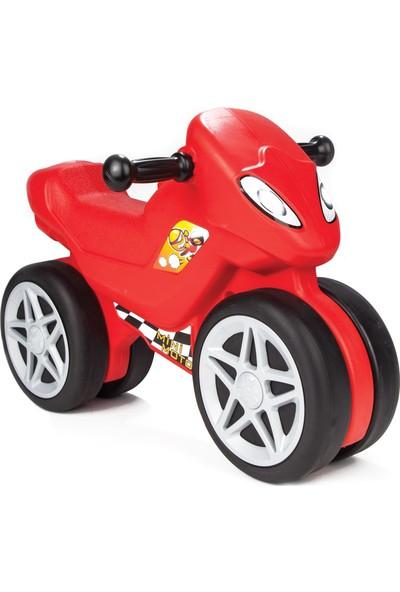 Pilsan Mini Moto Kırmızı