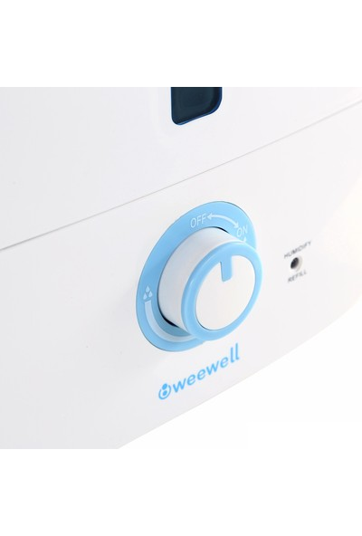Weewell WHC714 Soğuk Buhar Üfleyici