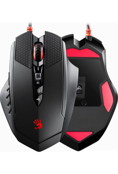Bloody T70 LK Optik Multi Core Metal Ayak 4000CPI Oyuncu Mouse