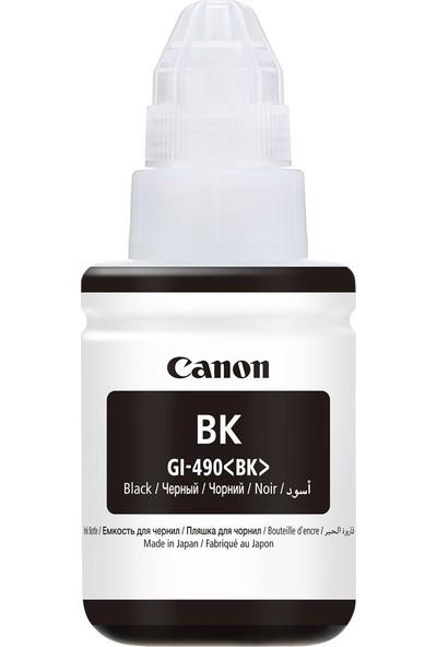 Canon GI-490 135 ML Siyah Mürekkep Kartuşu