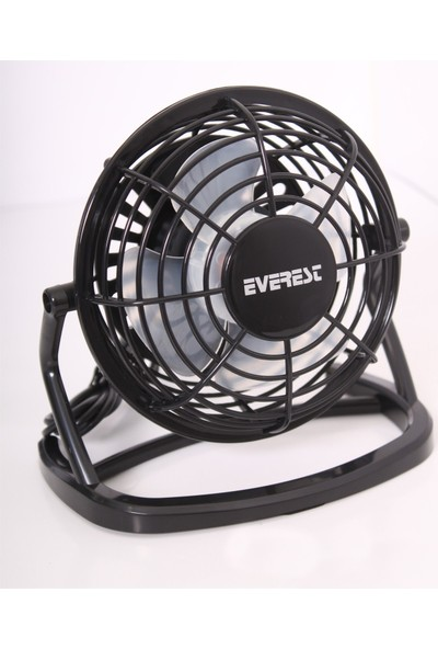 Everest EFN-488 Siyah Plastik USB Fan