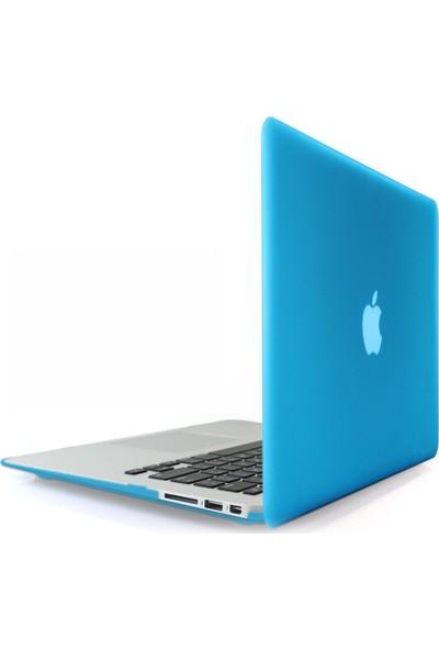 "Codegen Apple 11"" Macbook Air A1465 A1370 Mavi Kılıf Koruyucu Kapak CMA-116LB"