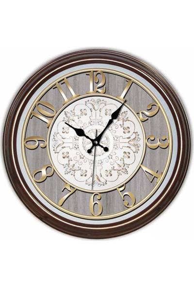 Time Gold Majör Duvar Saati-47cm TG150L6
