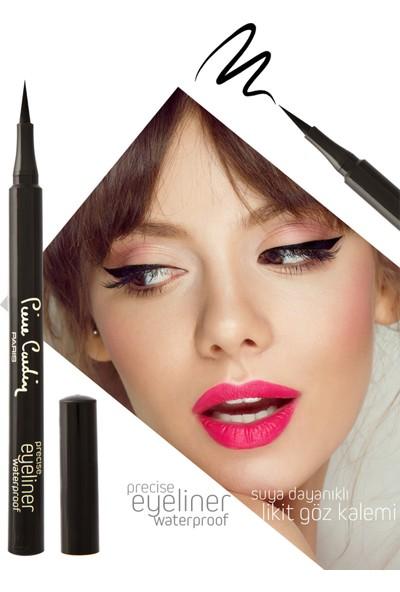 Pierre Cardin Eyeliner Precise Suya Dayanıklı Keçe Uçlu Siyah Eyeliner