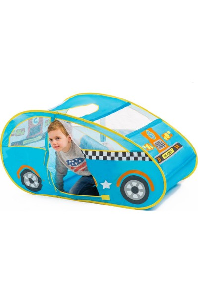 Pop It Up Araba Oyun Çadırı - Kolay Kurulum