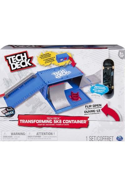 Tech Deck Dönüşen Rampa