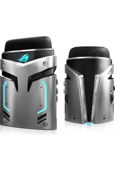 Asus ROG Strix Magnus USB Oyuncu Mikrofonu Gürültü Engelleyici Aura Sync RGB
