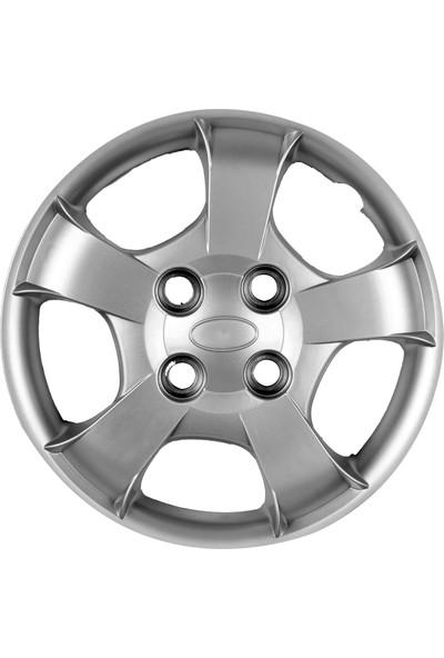 Gold 13 İnç Hyundai Milenyum Kırılmaz Jant Kapağı 4'Lü Set