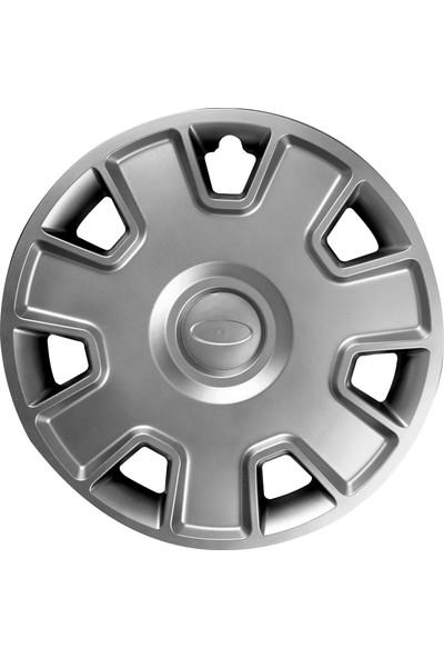 Gold 15 İnç Ford Focus Kırılmaz Jant Kapağı 4'Lü Set