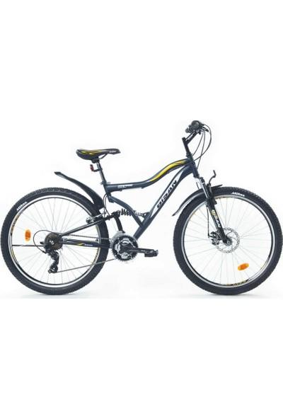 Bisan Mts 4400 Çift Amort 26 Jant Ön Diskli Shimano Dağ Bisikleti