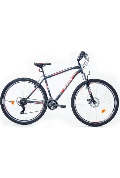 Bisan Mts 4500 29 Jant Ön Disk Ve Ön Amortisörlü Dağ Bisikleti