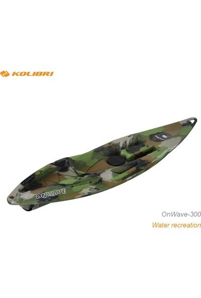 Kolibri On Wave300 Kamuflaj Plastik Polietelen Hdpe Rm