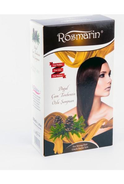 Rosmarin Çam Terebentin Özlü Şampuan