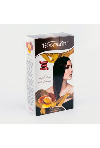 Rosmarin Argan Özlü Şampuan
