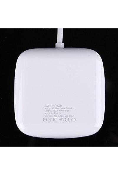 Maimi 4 Port USB Şarj 4 Amper