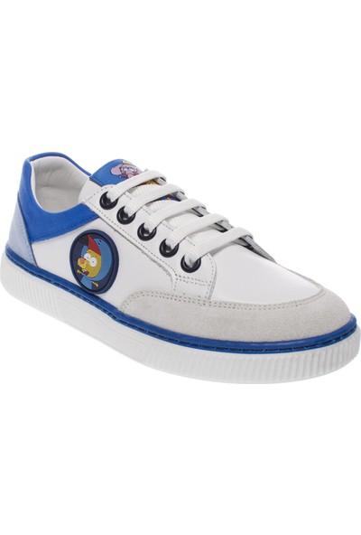 Greyder 69096 Kral Şakir Beyaz Çocuk Spor Ayakkabı