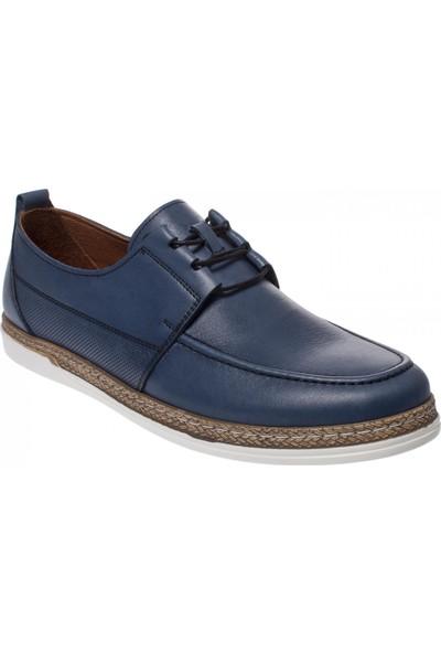 Greyder 64040 Urban Casual Mavi Erkek Ayakkabı