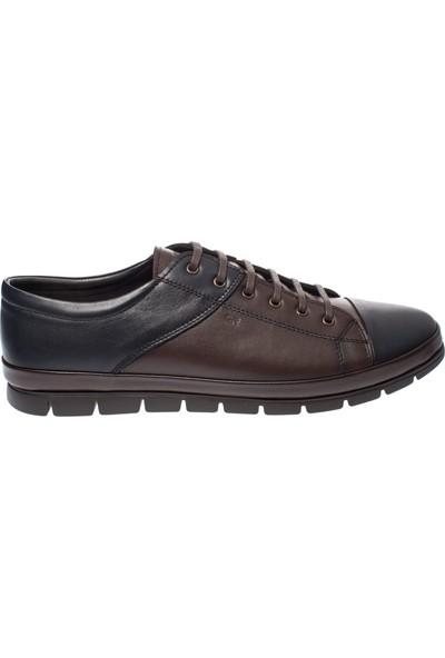 Greyder 63405 Comfort Kahverengi Erkek Ayakkabı