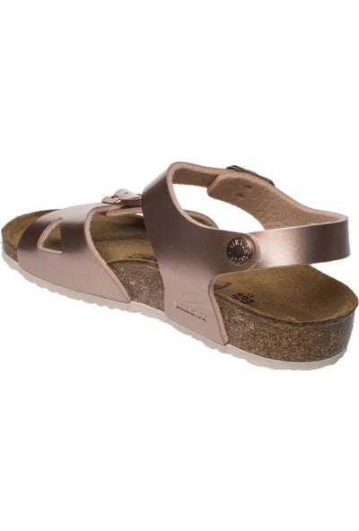 Birkenstock Rio Kids Bakır Çocuk Sandalet