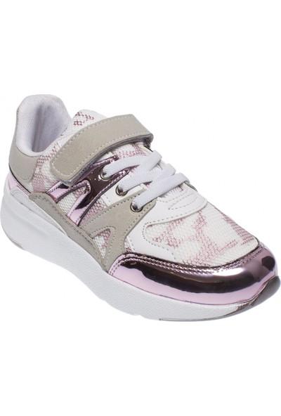 Flubber 24263 Patik Anorak Pembe Çocuk Spor Ayakkabı