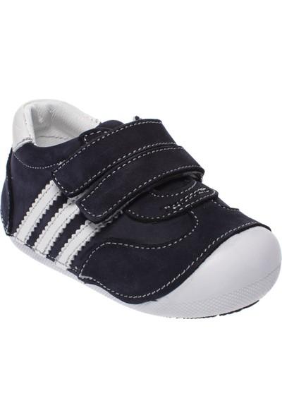 Toddler 2553 Bebe Lacivert Çocuk Spor Ayakkabı