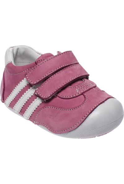 Toddler 2553 Bebe Pembe Çocuk Spor Ayakkabı