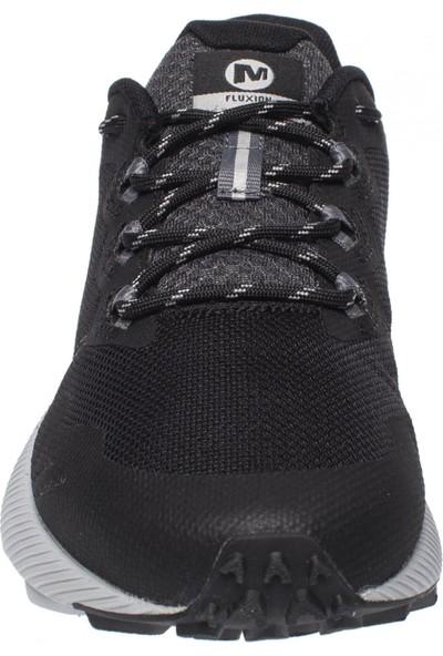 Merrell J49044 Fluxion Siyah Kadın Spor Ayakkabı