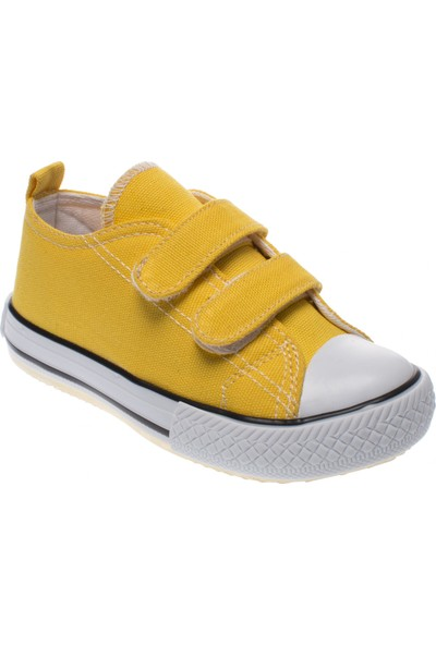 Vicco 927.19Y.673 Patik İşıklı Keten Sarı Çocuk Ayakkabı
