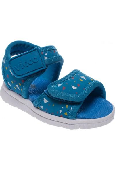 Vicco 331.19Y.333 İlk Adım Phylon Mavi Çocuk Sandalet